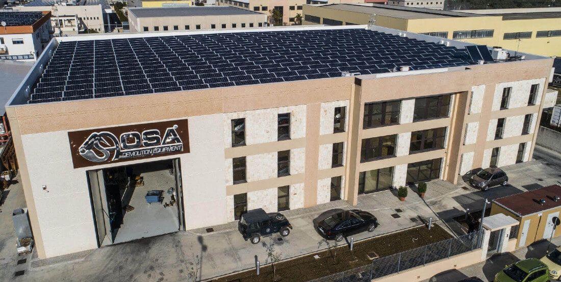 Fábrica de OSA